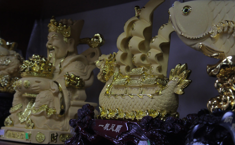 Bedrijven Chinatown Den Haag