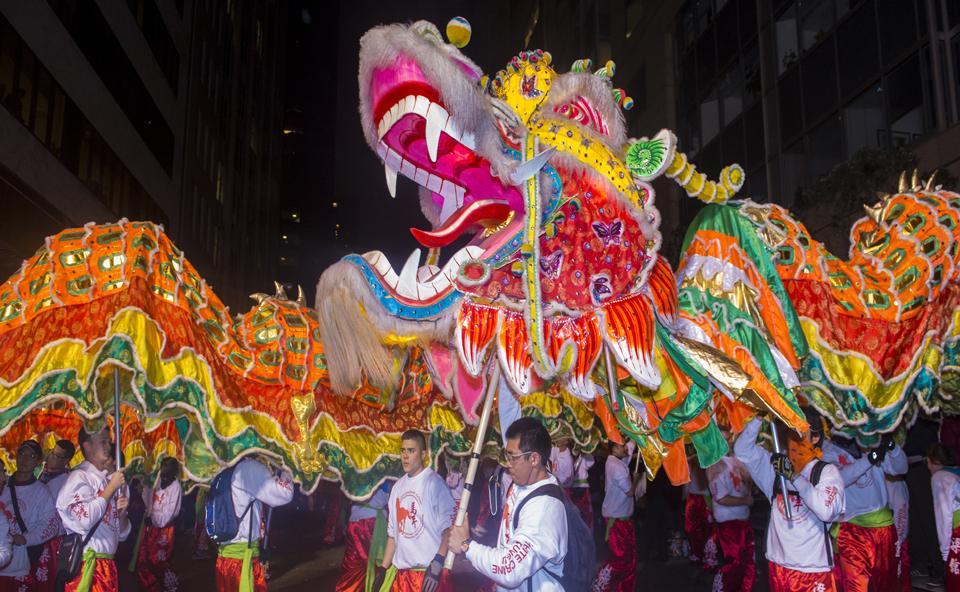 Evenementen Chinatown Den Haag