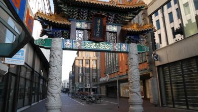 Chinatown: all fun and games, but where does it come from?
