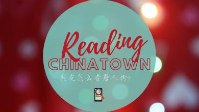 Wat vindt men van Chinatown?