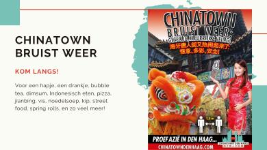 Chinatown bruist weer!