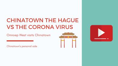 At Omroep West: Chinatown vs the corona virus