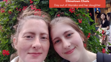 Perfect for a mother-daughter day-trip: Chinatown The Hague
