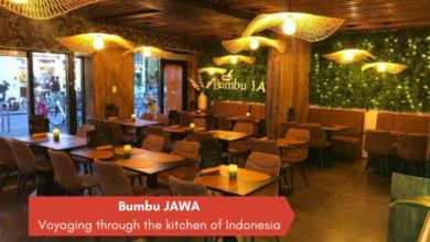 Bumbu Jawa – a voyage through culinary Indonesia
