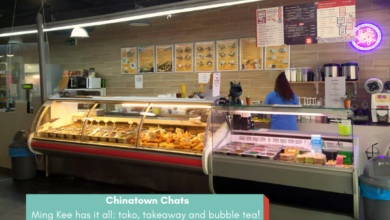 Ming Kee – from corner store to toko, takeaway and bubble tea!